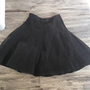 Banana Republic Flare Skirt